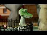 Чебурашка 2014 (фрагмент мультфильма) Покажите Своим Малышам чудный-полнометражный мультик)