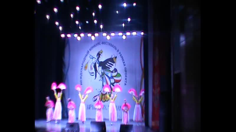 Хореографический ансамбль Флай Корейский танец