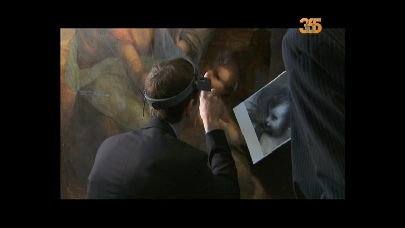 Леонардо да Винчи. Реставрация века / Leonard de Vinci la restauration du siecle (2012, Стэн Ньюманн)