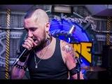 TANZ DEUTSCH - Feuer frei! (Rammstein cover) (live in @ MACHINE HEAD 05.01.15)