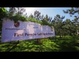 Perfect art - first golf club
