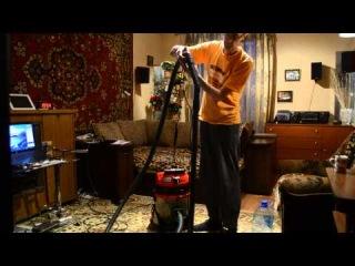 Пылесос с аквафильтром MIE Ecologico отзыв нашего покупателя