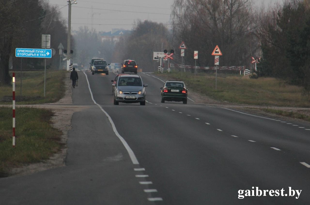 ГАИ усилила контроль за соблюдением ПДД пешеходами и велосипедистами
