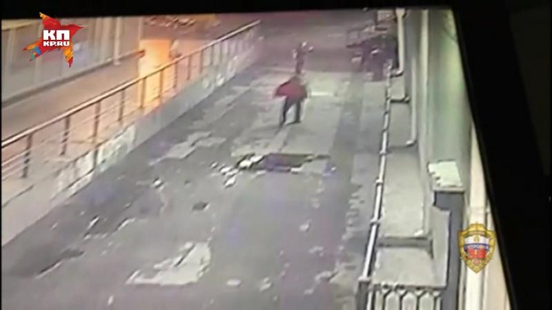 Москвича дважды избил один и тот же грабитель