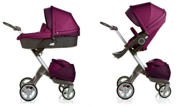 .ДИЛЕР STOKKE (Стокке) - детские коляски Stokke Xplory.