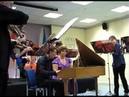 И С Бах концерт ре минор для клавесина и струнных BWV 1052