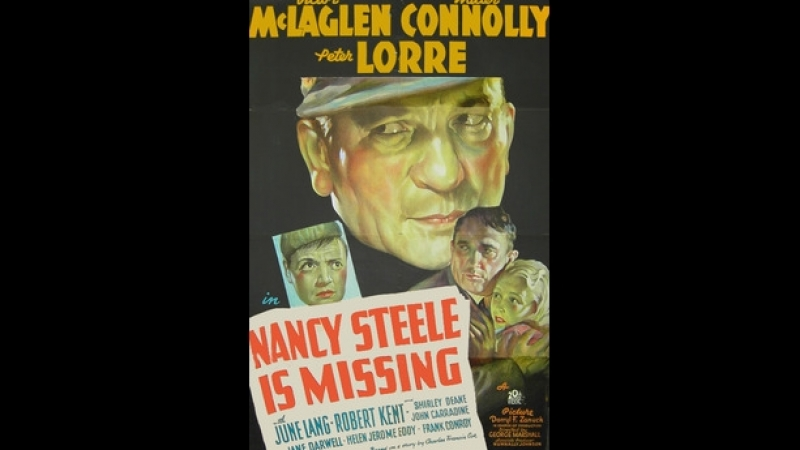 Nancy Steele Is Missing 1937