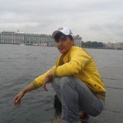 Dilshod Kasimov, 9 декабря , Санкт-Петербург, id197880172