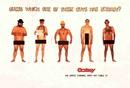 Реклама эротического канала Ecstasy: Угадайте, кто из этих парней смотрит Ecstasy?