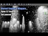 Tutorial 12 Niagara Unreal Engine 4 Set paused