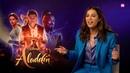Aladdin's Princess Jasmine aka Naomi Scott shares her girl crush on Bollywood star