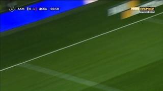 Ахмат - ЦСКА - 0:2. Обзор матча, Российская Премьер-Лига, 15 тур 23.11.2018
