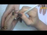 Классический французский маникюр - видео-урок Натальи Голох