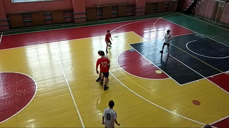 Мини-футбол Волна-Метеор