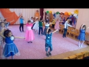 танец, д/с Золушка, 7 гр.
