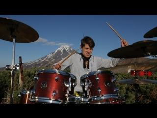 Барабаны на Камчатских вулканах!!!