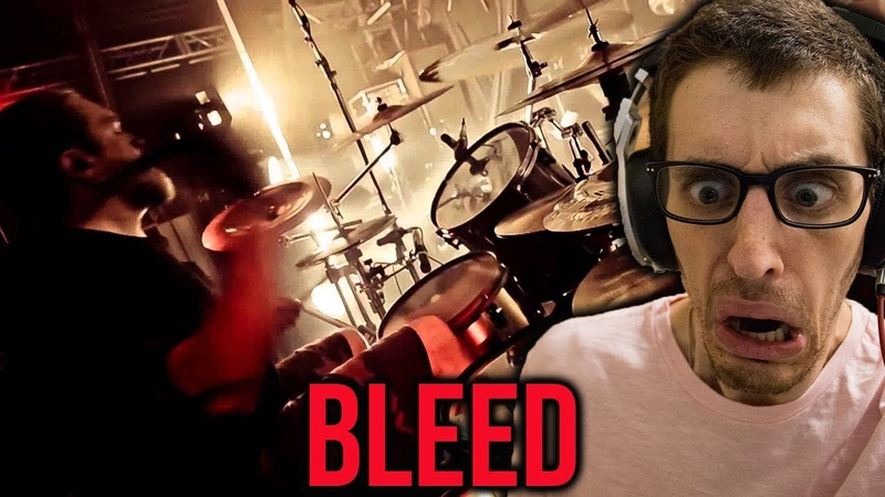 Meshuggah Bleed Reaction