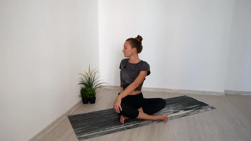 Хатха-йога для начинающих. Базовые асаны