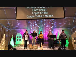 Оля Третьякова — Live