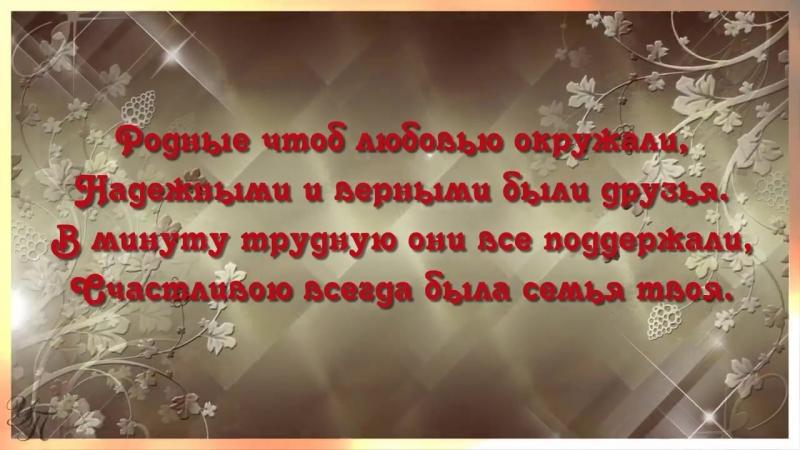 С Днем рождения МУЖЧИНЕ Красивая видео открытка Поздравление мужчине, парню.mp4