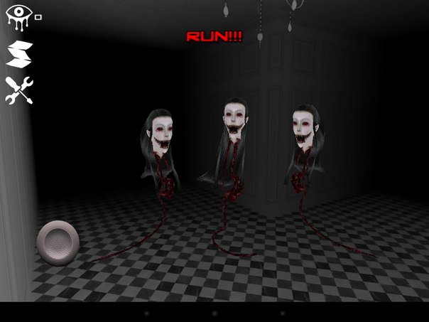 eyes the horror game free online