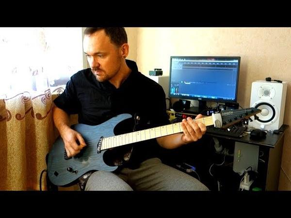 JASE - На полпути Fredguitarist playthrough на Lepsky Dominator