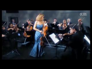 ANNE SOPHIE-MUTTER - Mozart Violin Concerto # 5 ~ Camerata Salzburg