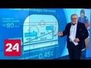 Шайбу: реакция Овечкина собирает лайки - Россия 24