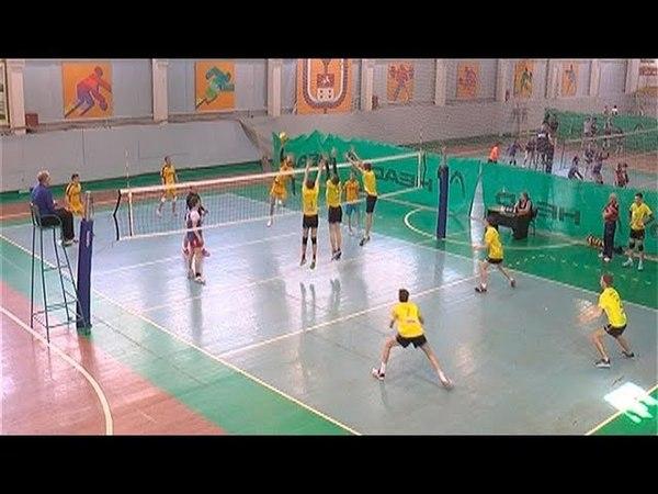 Матчи волейболистов в рамках Кубка закрытия сезона