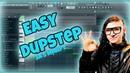 Как сдеалть EASY DUPSTEP за 5 минут|Fl Studio