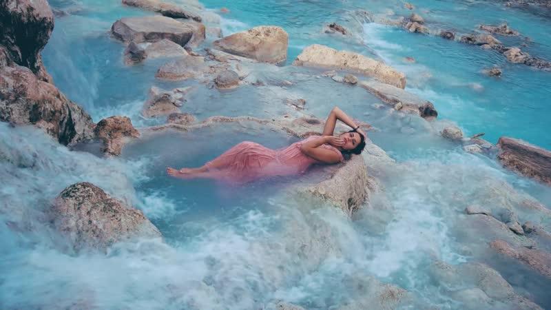 Тоскана Горячие источники Италия Tuscany Hot Springs Italy