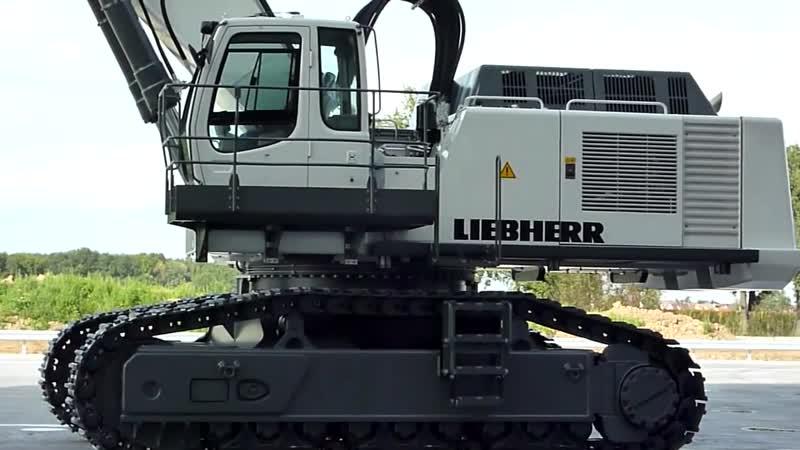 Extreme Dangerous LIEBHERR NEW HOLLAND CAT Mercedes VOLVO Heavy Truck Excavator Loader Bulldozer