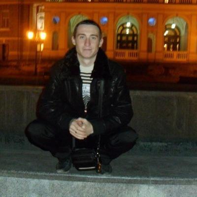 Рома Щербин, 12 апреля 1991, Одесса, id201591420