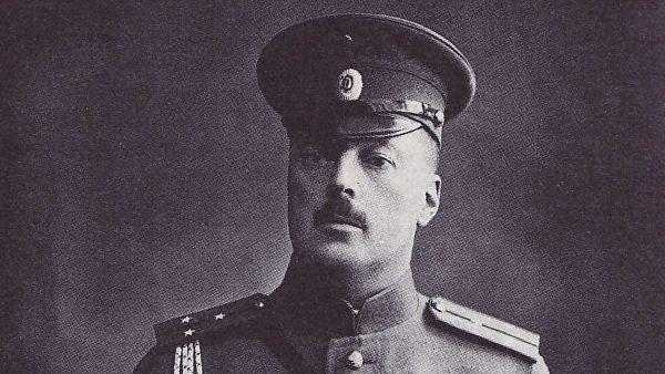 Владимир Дмитриевич Набоков, отец великого писателя, в 1910 г