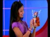Winx Club Glam Magic Dolls commercial.