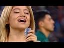 Karol Sevilla canta El HIMNO NACIONAL DE MÉXICO   COMPLETO