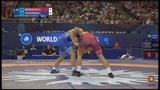 14 Final Elvin MURSALIYEV (AZE) vs. Aleksandr CHEKHIRKIN (RUS)