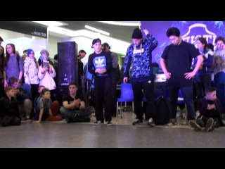 Лют танц - Судейский выход: bboy Seva, bboy Bulka, bboy Apache - Брейкинг (breaking)