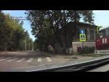 Авария на перекрестке в Иваново 10 08 2014