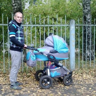 Виктор Бурлов, 26 апреля , Ярославль, id132655612