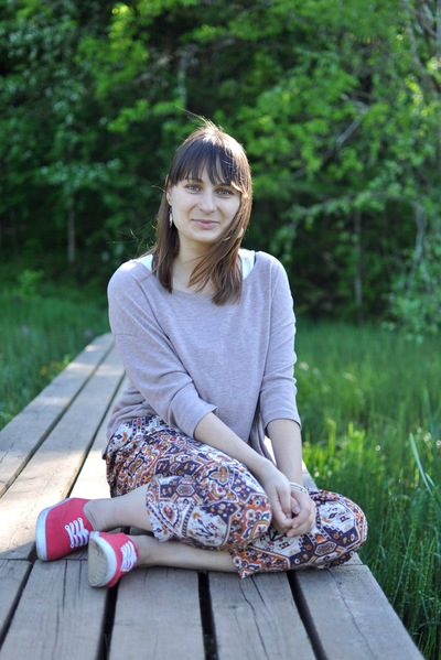 Маришка Колокольцева