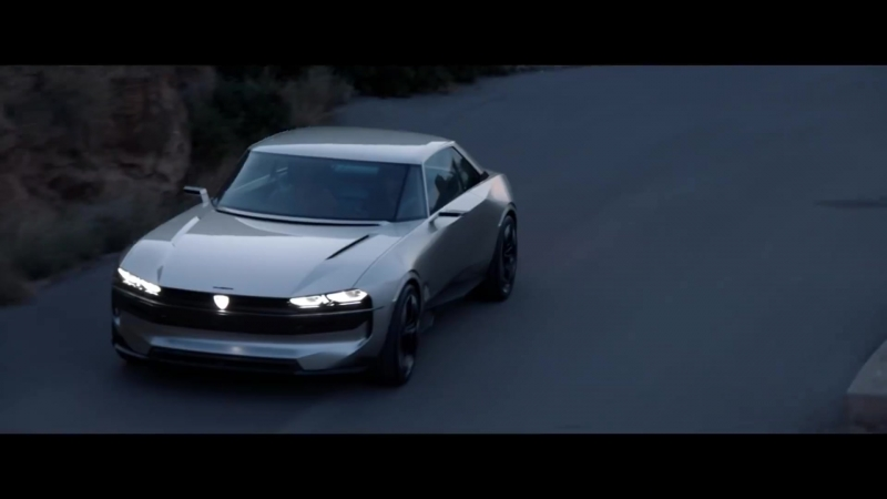 New Peugeot e-LEGEND Concept Transport@industrial.design Concept@industrial.design