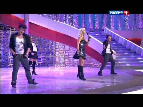 Натали - Субботний вечер 2014 с песней О боже, какой мужчина