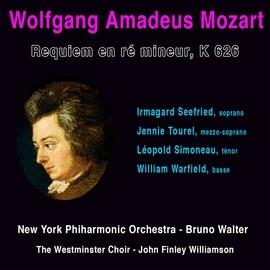 Wolfgang Amadeus Mozart альбом Requiem en Ré mineur, K. 626