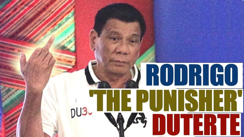 DUTERTE: The Punisher's Greatest Hits