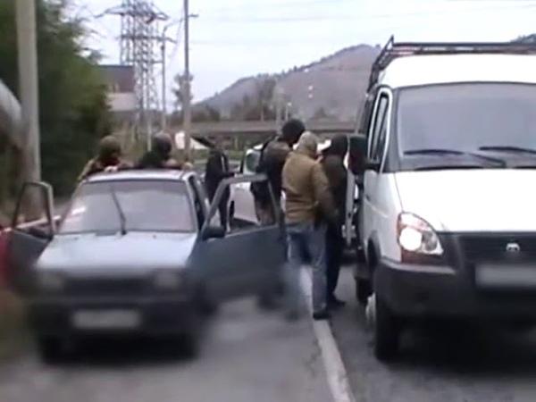 Задержание ЦПЭ ГУ МВД России по Самарской области