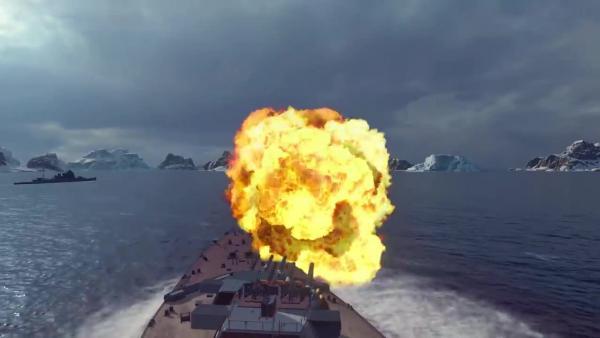 World of Warships Дневники Разработчиков Советские Линкоры