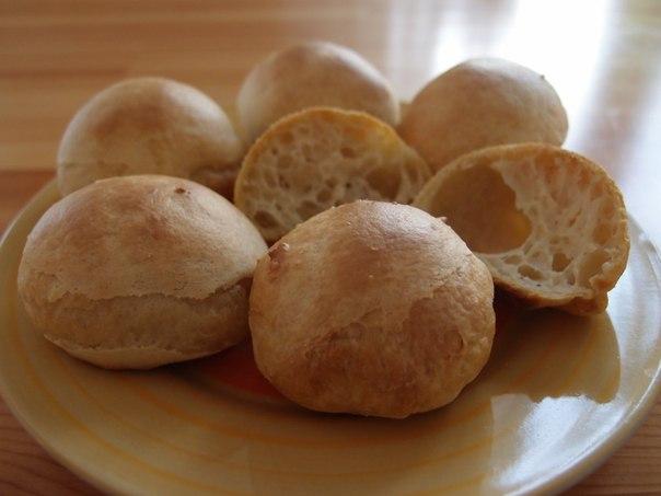 Тесто заварное в хлебопечке