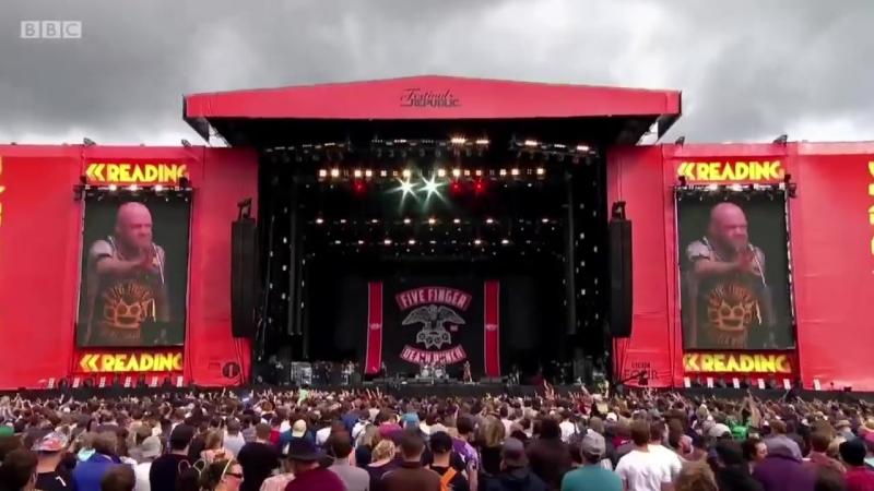 Five Finger Death Punch Live -- Reading Leeds Festival 2016 (FULL SET) HD 5FDP