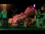 Новый год танец драконов